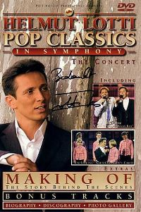 Cover Helmut Lotti - Pop Classics In Symphony [DVD]